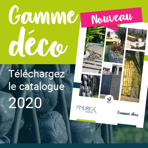 Catalogue Gamme Déco