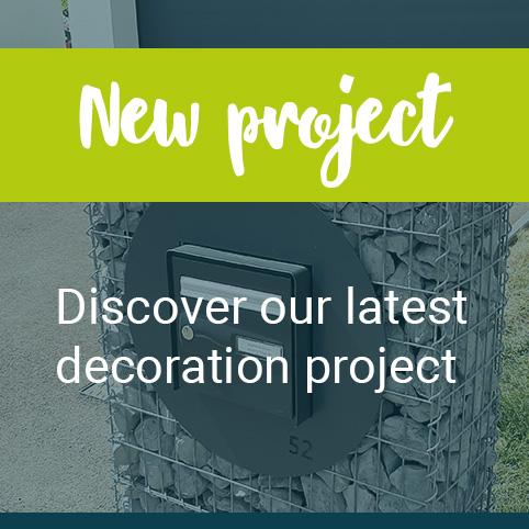 Discover a new decoration project !