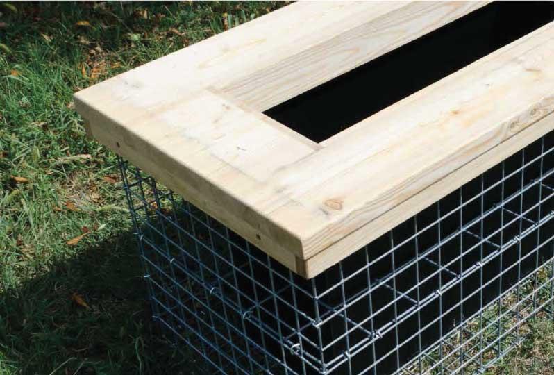 Wood surrounds